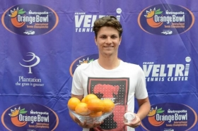Orange Bowl 2016: Successi di Miomir Kecmanovic e Kaja Juvan