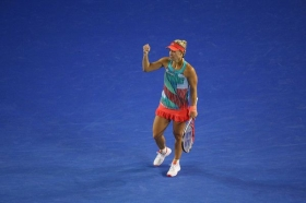 Angelique Kerber classe 1988, n.2 WTA