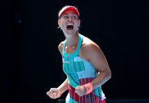 Angelique Kerber come Na Li all'Australian Open 2014