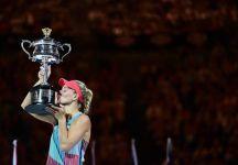 Angelique Kerber ed il successo agli Australian Open