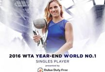 La WTA ufficializza: Angelique Kerber chiuderà l'anno al n.1 del mondo