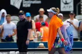 Risultati dal torneo di Sydney