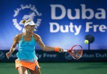 WTA Dubai e Budapest: I risultati di giornata con il Live dettagliato. Kerber fuori in semifinale. Niente sorpasso a Serena (Video)