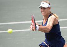 WTA Charleston: Finali. Angelique Kerber batte Madison Keys dopo essere stata vicina alla sconfitta. Ancora vincenti Hingis-Mirza nel doppio