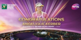 Angelique Kerber vicina alla qualificazione ma non ancora qualificata per il Masters WTA