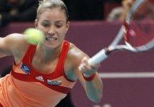 Ranking WTA: Angelique Kerber al n.5 del mondo