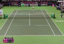 Video del Giorno: Angelique Kerber esulta durante lo scambio e perde il punto (ed anche il set)