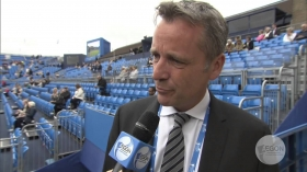 Chris Kermode è il Presidente dell'ATP