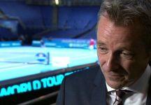 Chris Kermode confermato alla guida dell'ATP