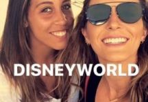 Madison Keys e Laura Robson a DisneyWorld
