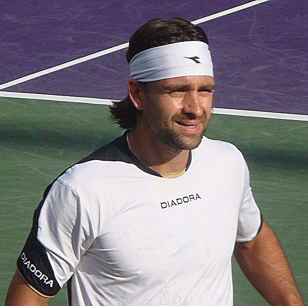Nicolas Kiefer nella foto