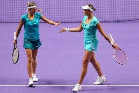 Maria Kirilenko e Nadia Petrova