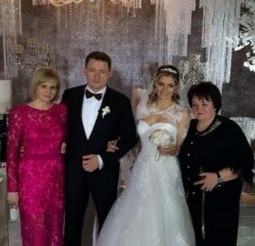 Maria Kirilenko Sposa e presto mamma