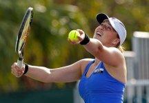 Alisa Kleybanova si fa male alla spalla. Stop di almeno 4 mesi