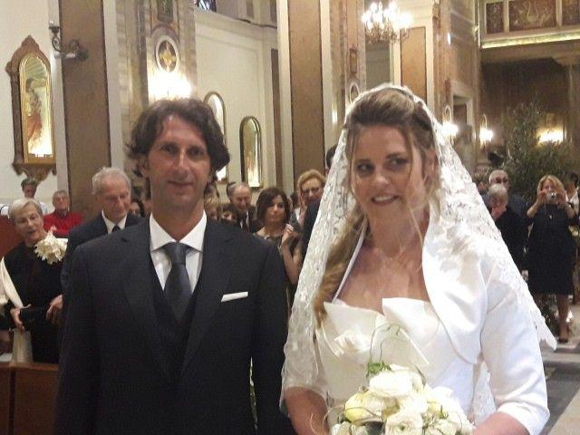 Karin Knapp e Francesco Piccari si sono sposati questo pomeriggio (Video)