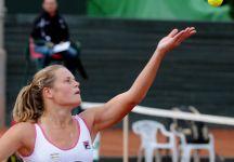WTA Norimberga: La giovane Eugenie Bouchard ferma la corsa di Karin Knapp in semifinale