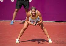 WTA Tashkent: Prima gioia in carriera per Karin Knapp. L'azzurra batte Bojana Jovanovski e conquista il titolo. Da lunedì sarà al n.61 del mondo (Video)
