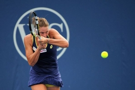 Karin Knapp questa settimana è la n.35 del ranking.