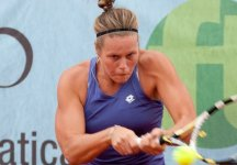 WTA Tashkent: Karin Knapp eliminata al secondo turno