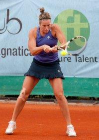 Karin Knapp classe 1987, n.135 del mondo - (foto GDVPixel).