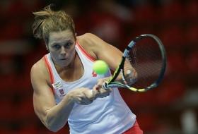 Karin Knapp, protagonista in questi giorni al Roland Garros, sarà la prima testa di serie a Brescia
