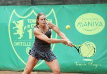 Karin Knapp in finale a Brescia