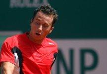 ATP Kitzbuhel: Risultati Semifinali. Mathieu e Philipp Kohlschreiber i finalisti