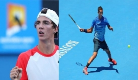 La nuova generazione del tennis australiano s'incoraggia a vicenda