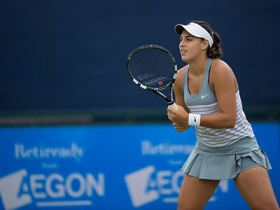 Primo successo per <strong>Ana Konjuh</strong>