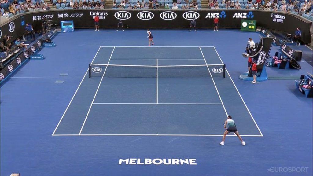 Australian Open: Konta-Tomljanovic 7-6 2-6 7-6, gli highlights - Australian