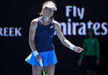 Johanna Konta rinuncia al torneo di Dubai con il tabellone già compilato