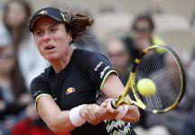 Johanna Konta test positivo per il Covid-19, costretta a ritirarsi dalle Olimpiadi