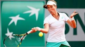 Johanna Konta classe 1991, n.48 WTA