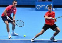 Masters Cup Londra: Nel doppio successo di Henri Kontinen-John Peers