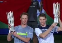 Masters 1000 Shanghai: Nel doppio successo di Kontinen e Peers