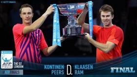 Le finali delle ATP Finals