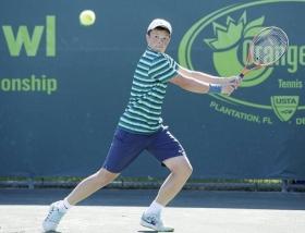 Stefan Kozlov classe 1998, n.463 ATP