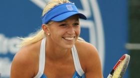 Michaella Krajicek nella foto