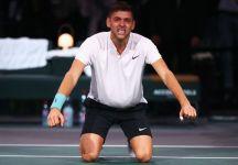 Masters 1000 Parigi Bercy: Sarà una finale inedità. Sock e Krajinovic alla caccia del primo titolo Masters 1000 in carriera