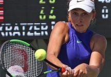 """La """"prima volta"""" di Ashley Kratzer nel circuito WTA"""