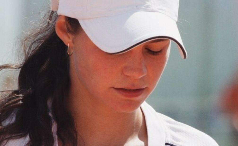 Ilona Kremen classe 1994 e n.618 WTA