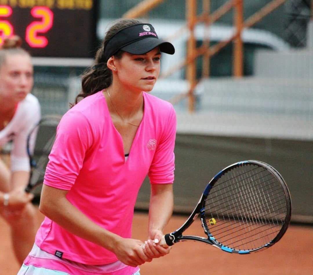 Ilona Kremen classe 1994 e n.614 WTA