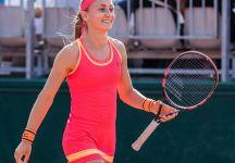 """WTA 125 Bol: Primo successo in un 125 per Aleksandra Krunic. Le dichiarazioni di Aleksandra per Livetennis """" questa settimana sono fiera di me e del modo in cui ho lavorato. Grazie a tutti i miei fans italiani che mi supportano, stasera berrò anche per loro una birra o due"""""""