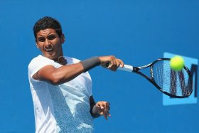 Nick Kyrgios classe 1995, n.1 del ranking Under 18