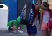 "Nick Kyrgios e Ajla Tomljanovic ""pizzicati"" all'Australian Open"