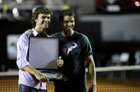 Gustavo Kuerten omaggiato a Rio