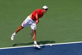 Mikhail Kukushkin classe 1987, n.124 ATP