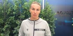 Video de Giorno: Sostegno a Petra Kvitova