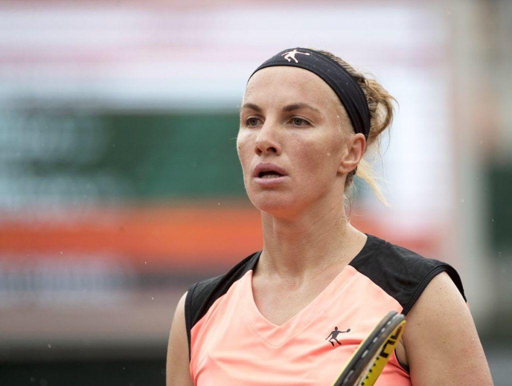 Svetlana Kuznetsova nella foto