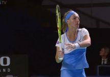 Svetlana Kuznetsova vince a Mosca e conquista l'ultimo posto per le WTA Finals